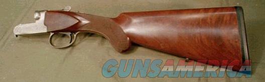 23 Pigeon SxS 20ga receiver/buttstock only  Guns > Shotguns > Winchester Shotguns - Modern > SxS