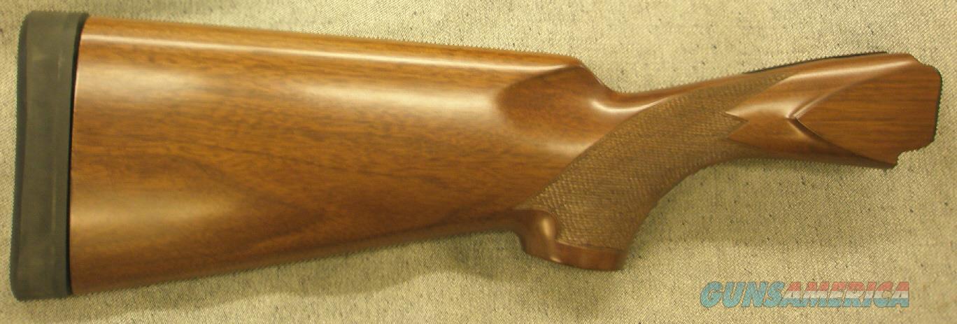 Winchester 101 Blue Diamond trap buttstock, new  Non-Guns > Gunstocks, Grips & Wood