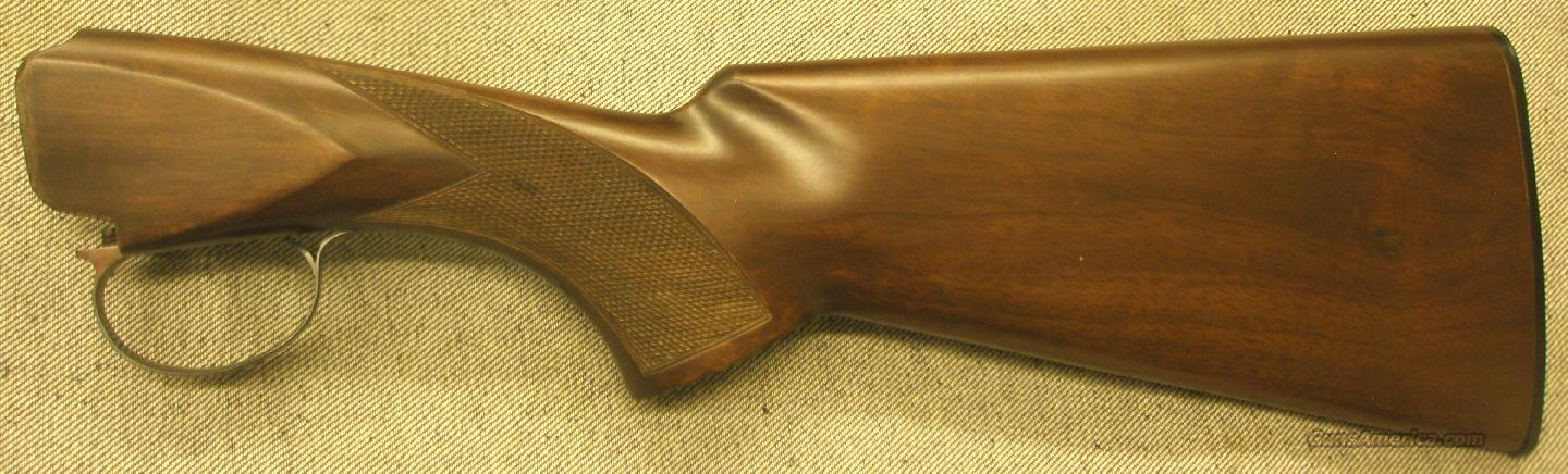 Winchester 101 Field Grade buttstock, 12ga, NEW  Non-Guns > Gunstocks, Grips & Wood