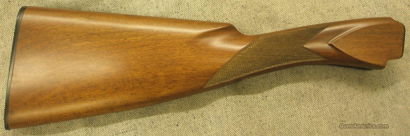 Winchester 101 Field English grip buttstock, 12ga  Non-Guns > Gunstocks, Grips & Wood