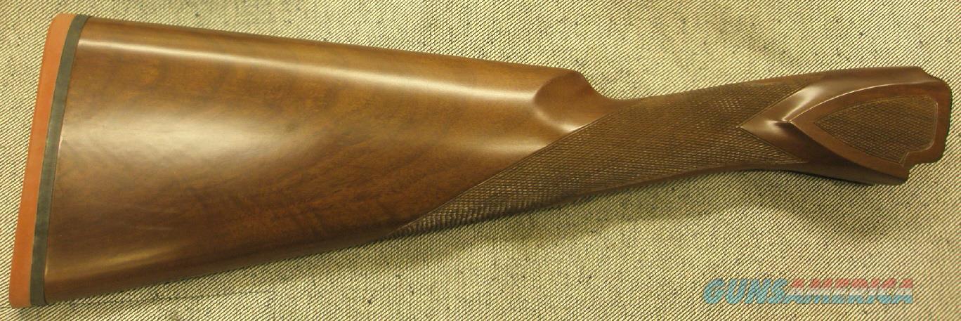 Winchester 101 12ga Pigeon FWT buttstock, NEW  Non-Guns > Gunstocks, Grips & Wood