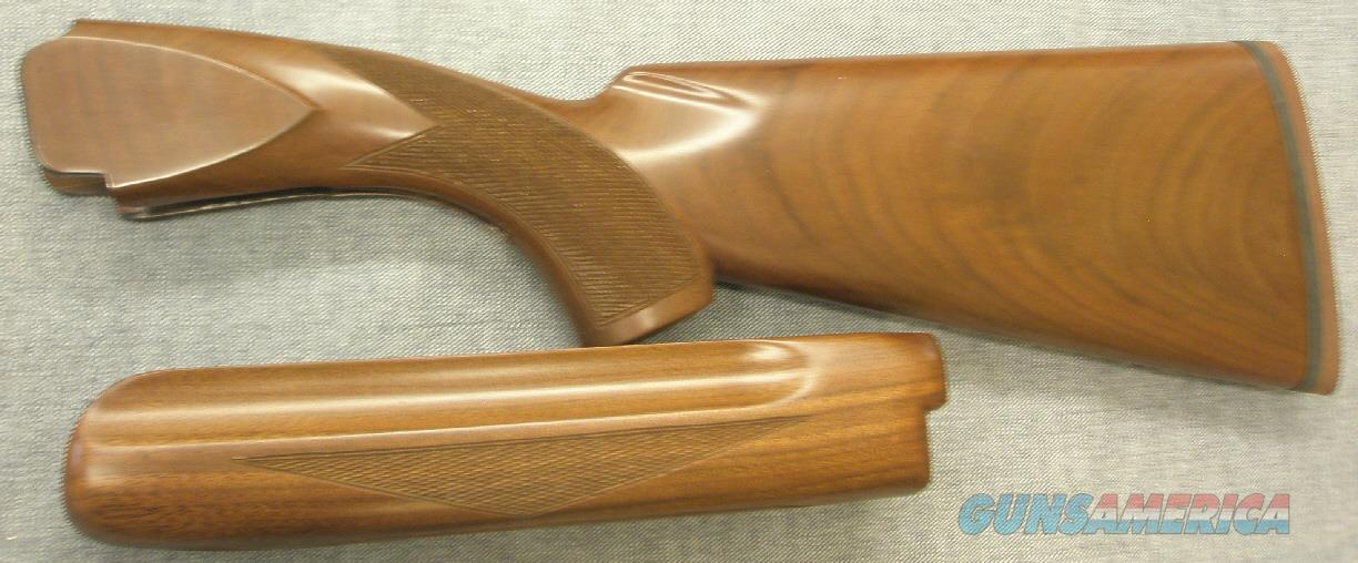 Winchester 101 XTR Lightweight wood set, 20ga, NEW  Non-Guns > Gunstocks, Grips & Wood