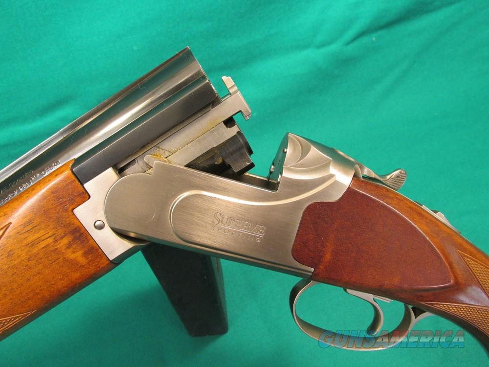 """Winchester Supreme Sporting 30"""" Invector-+ chokes, used  Guns > Shotguns > Winchester Shotguns - Modern > O/U > Trap/Skeet"""