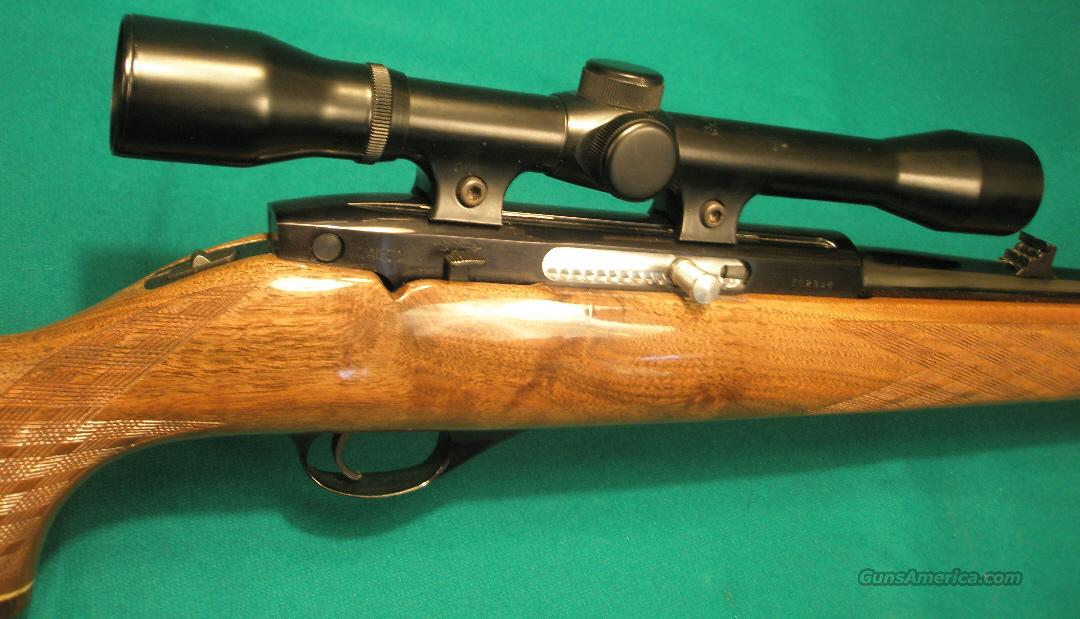 Weaterby Mark XXII tube feed 22LR semiauto  Guns > Rifles > Weatherby Rifles > Sporting
