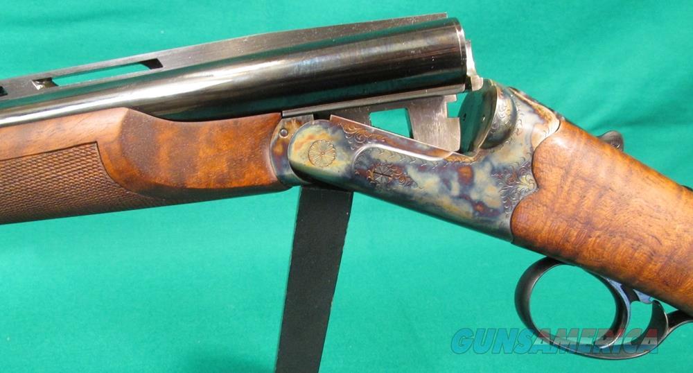 """SKB 200HR sporting hi-rib SxS shotgun, 28ga.  30""""  NIB  Guns > Shotguns > SKB Shotguns > Trap/Skeet"""