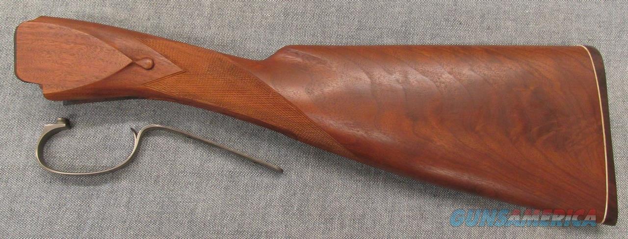 Winchester 101 Grand European straight grip buttstock & TG, new  Non-Guns > Gunstocks, Grips & Wood