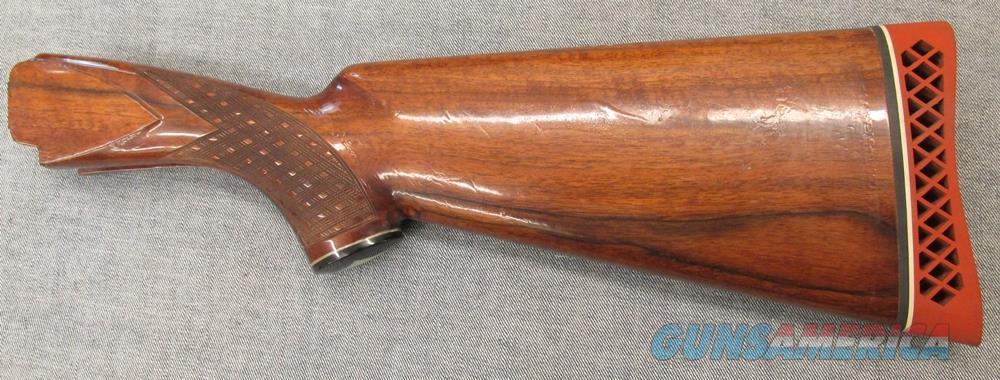 Nikko Shadow Indy M-707 trap buttstock, 12ga, NEW  Non-Guns > Gunstocks, Grips & Wood