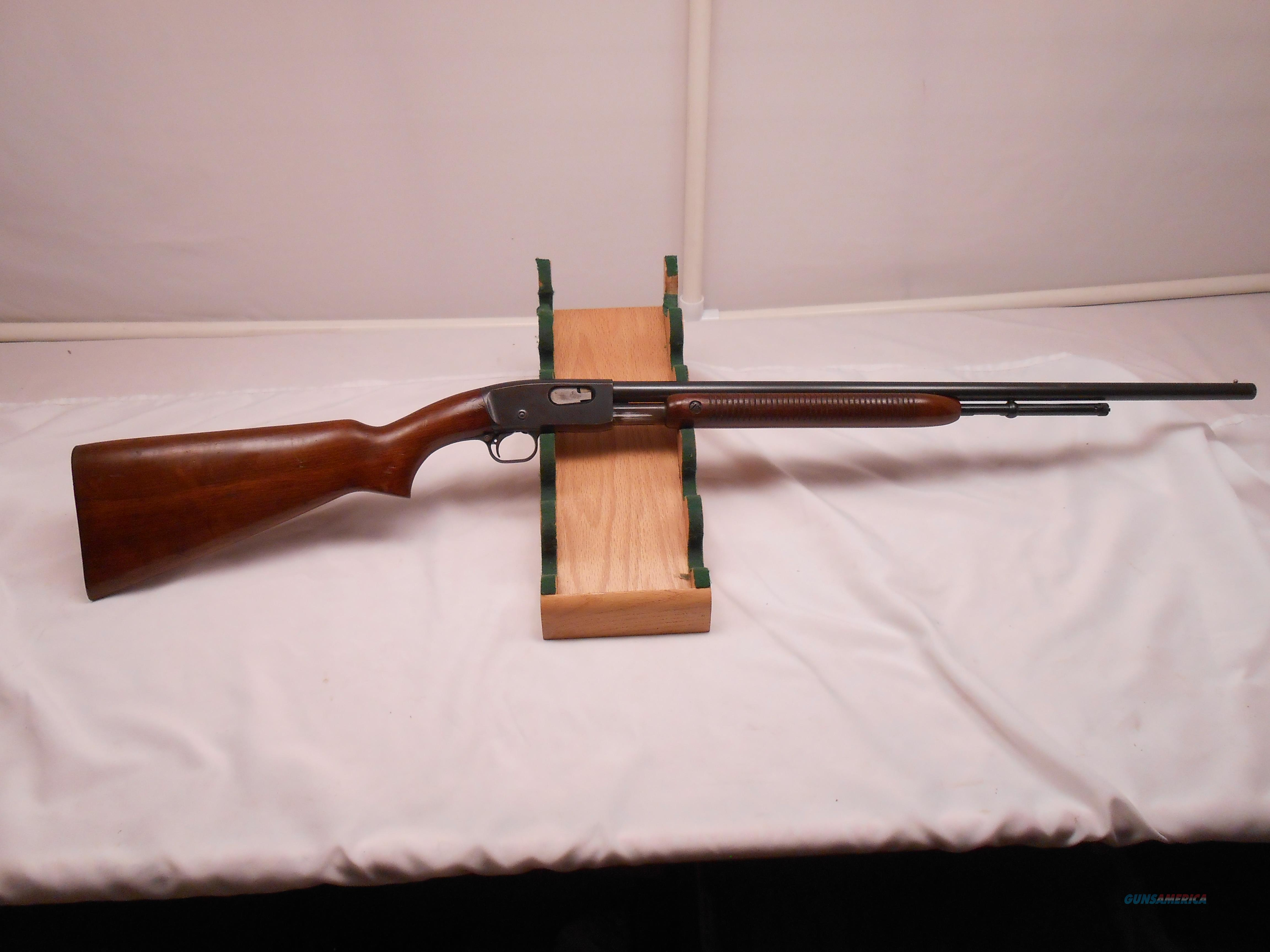 Routledge-Remington 121SB 22lr Shot only  Guns > Rifles > Remington Rifles - Modern > .22 Rimfire Models