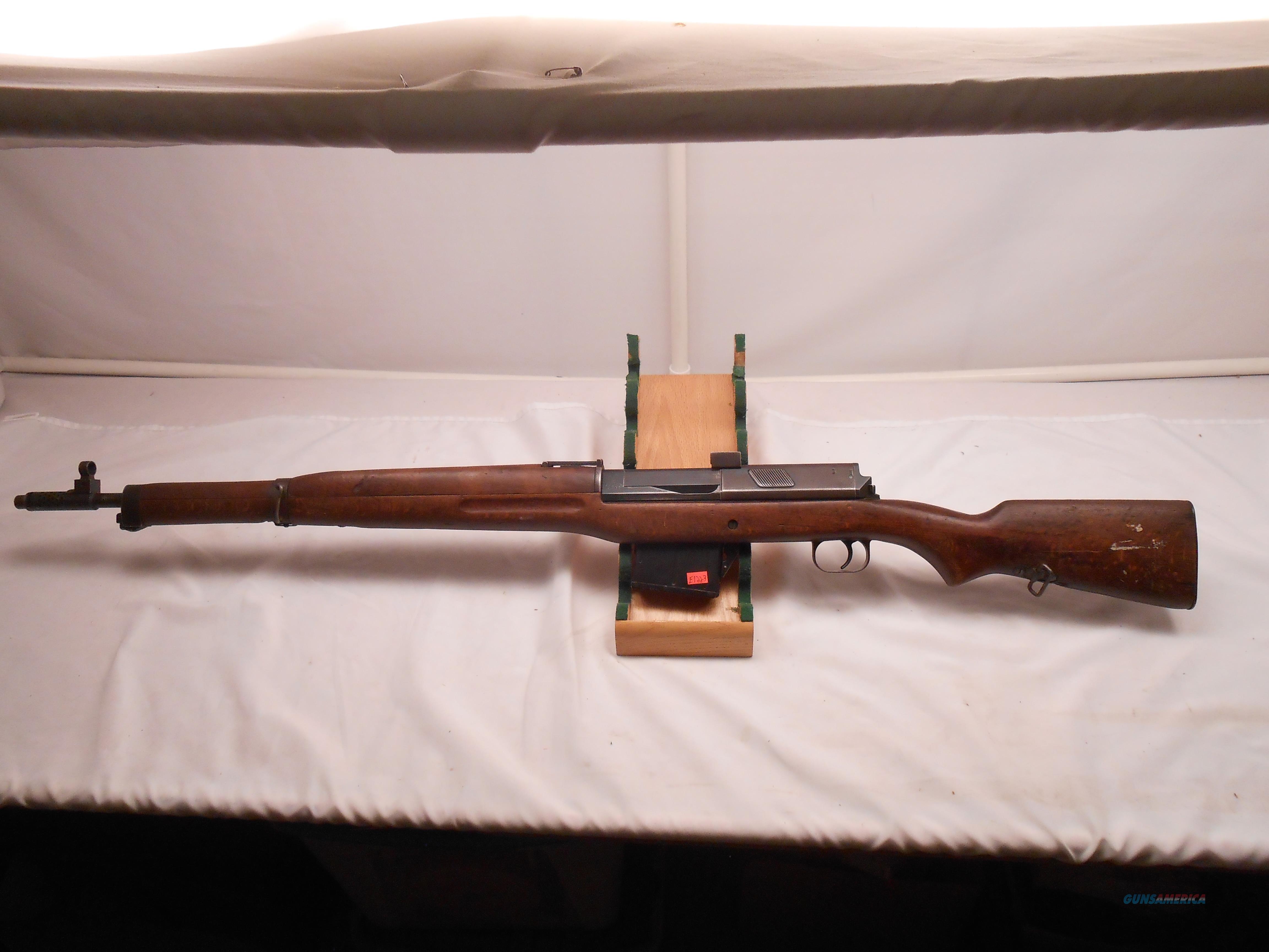 Egyptian Hakim Rifle 8mm Mauser  Guns > Rifles > E Misc Rifles