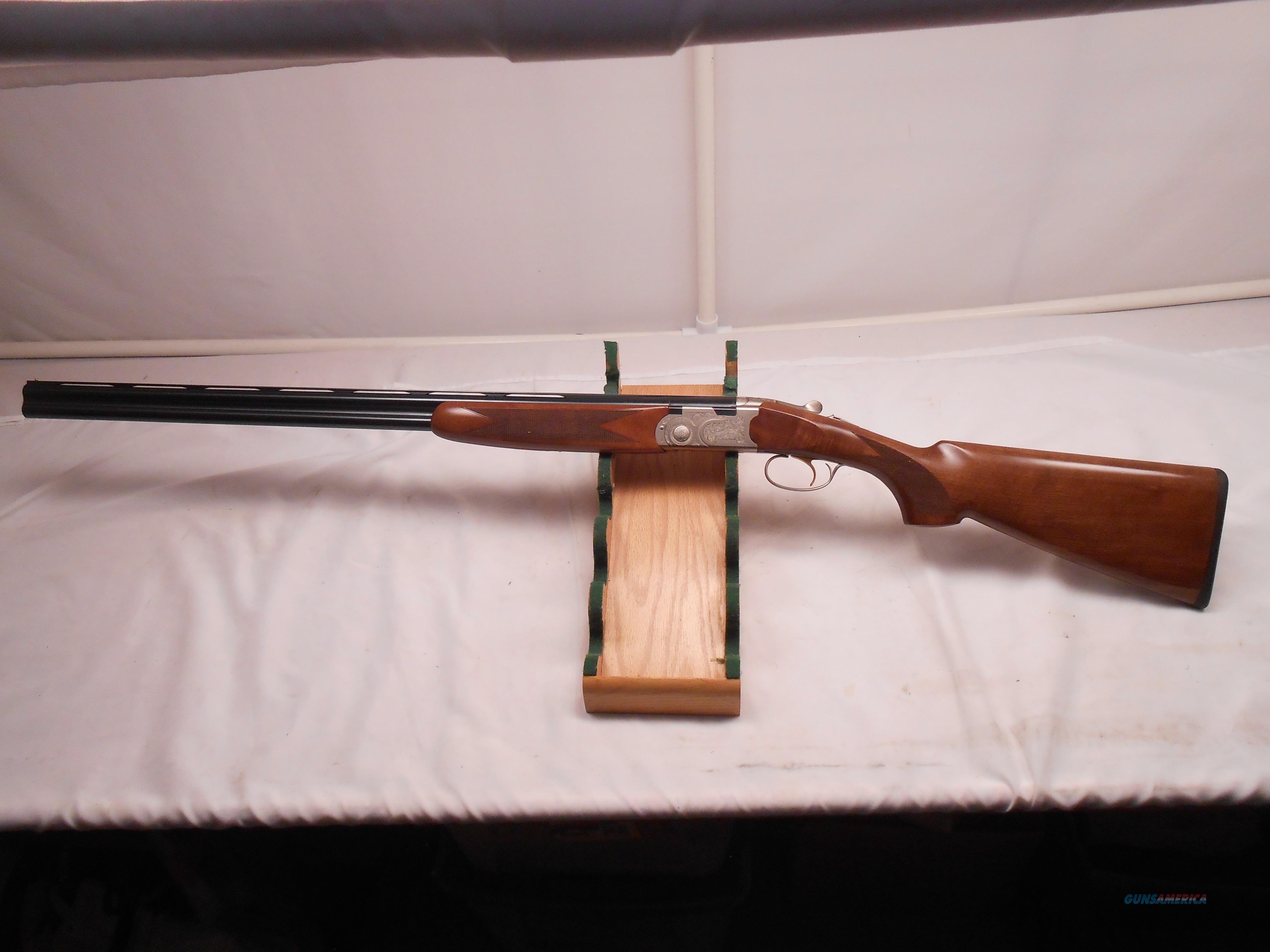 "Beretta Silver Pigeon 28Ga O/U with 28"" Barrels and Screw-In Chokes  Guns > Shotguns > Beretta Shotguns > O/U > Trap/Skeet"