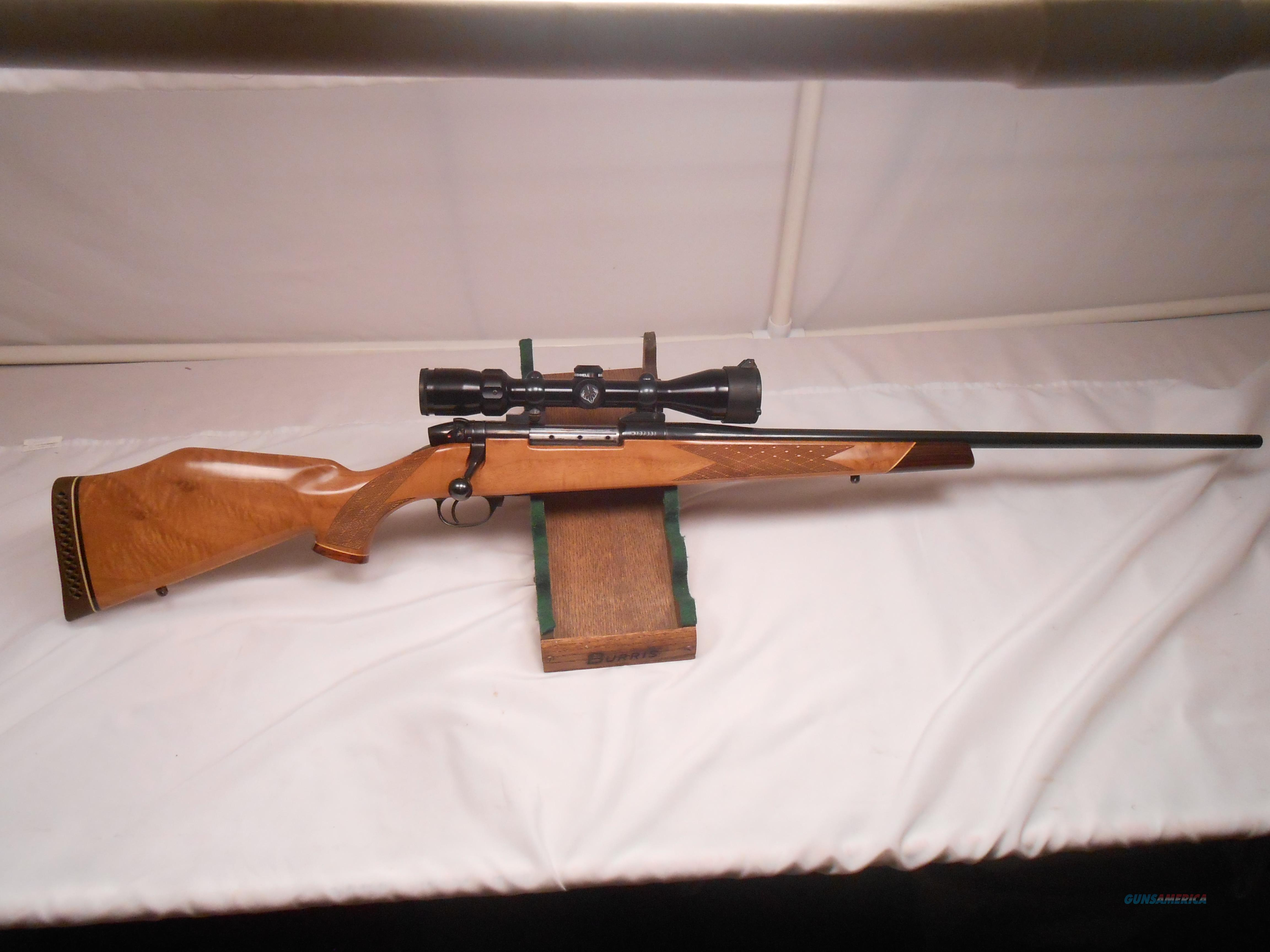 Gorgeous Blonde Stocked Weatherby Mark V 270 WBY   Guns > Rifles > Weatherby Rifles > Sporting