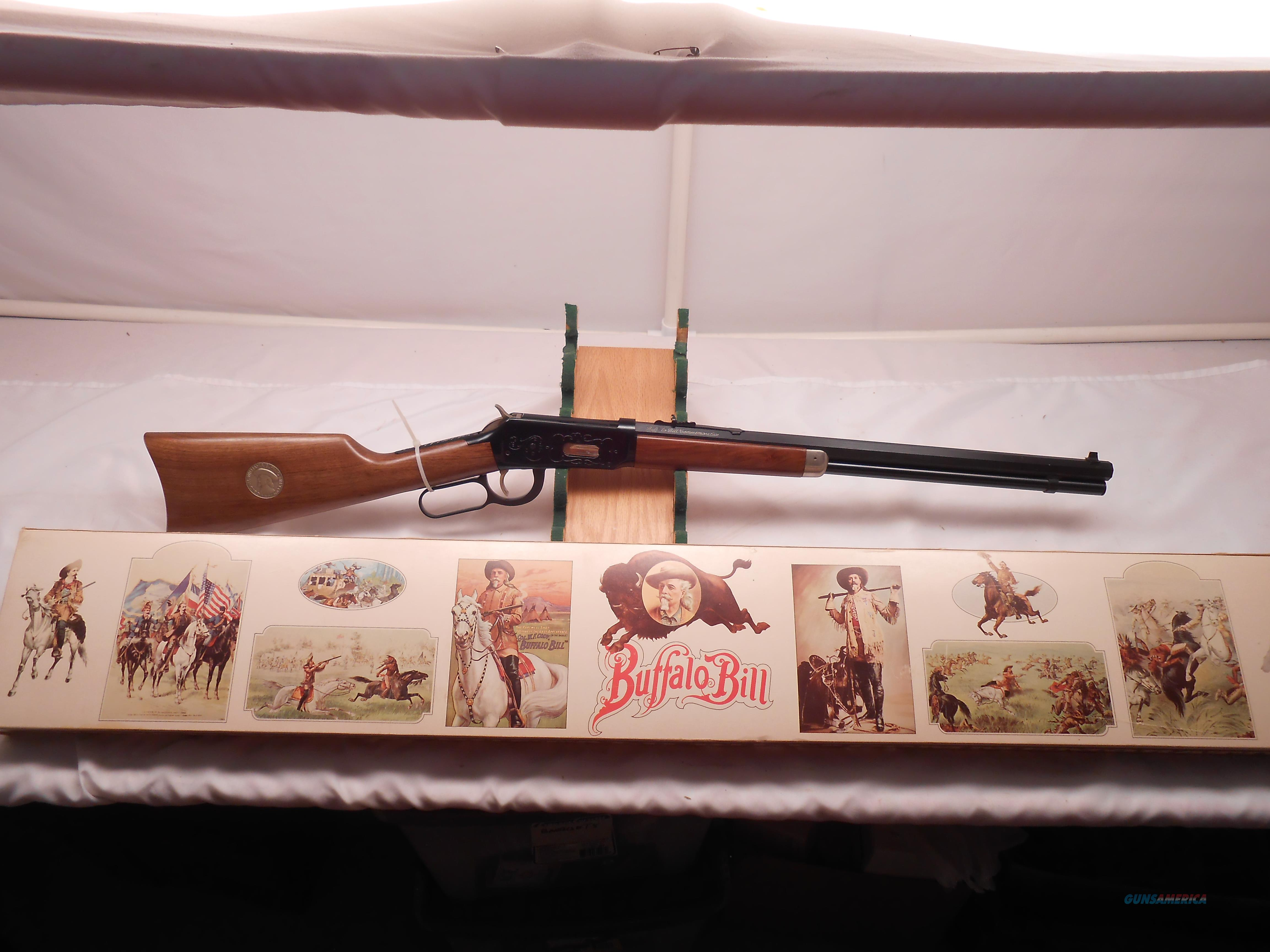 Winchester 94 Buffalo Bill Commemorative  Guns > Rifles > Winchester Rifle Commemoratives