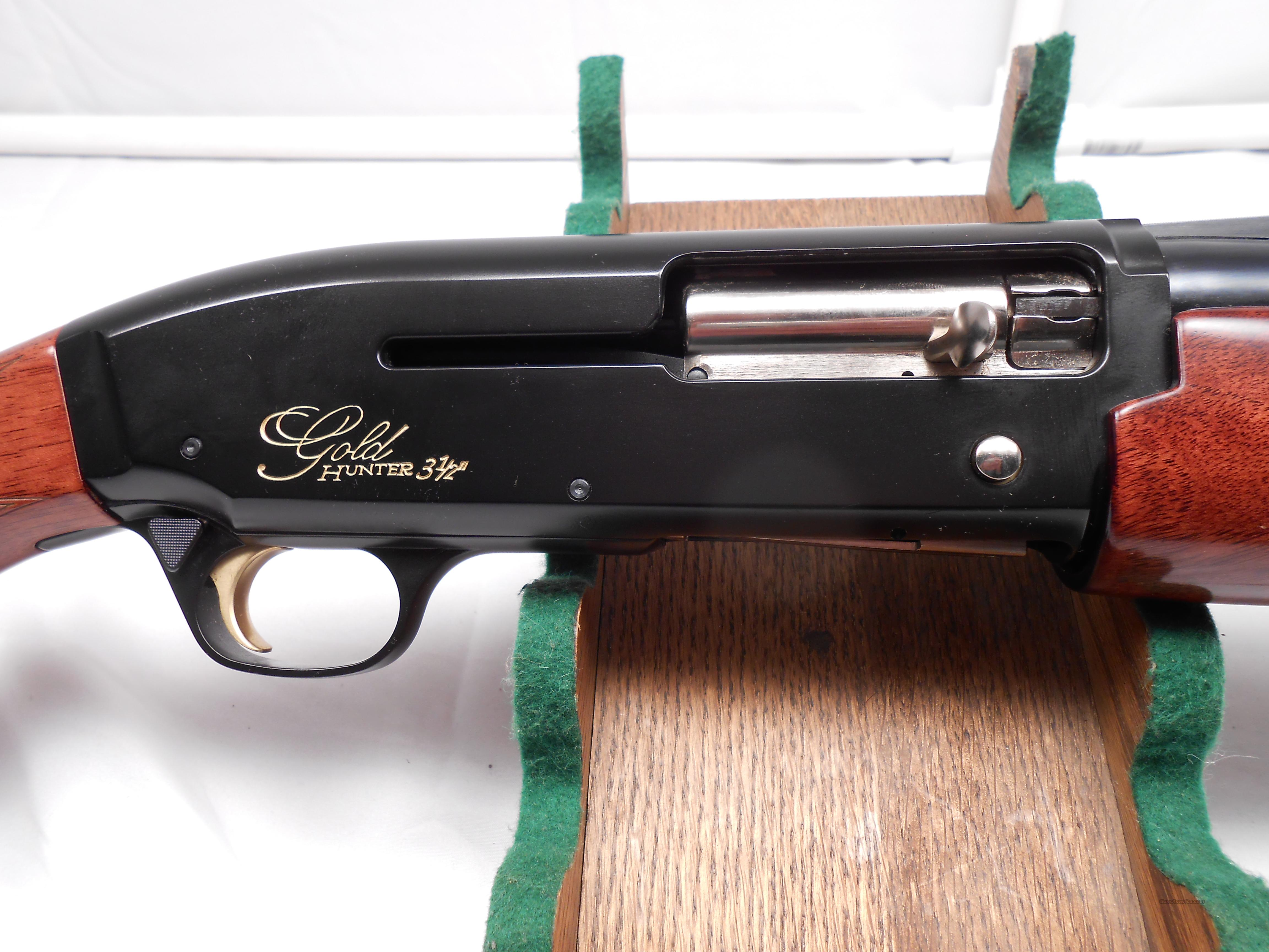"Browning 3 1/2"" Gold Hunter 12ga  Guns > Shotguns > Browning Shotguns > Autoloaders > Hunting"