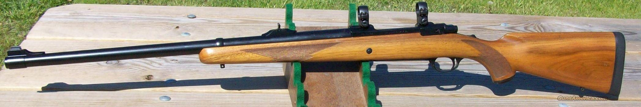 Ruger M77   Guns > Rifles > Ruger Rifles > Model 77
