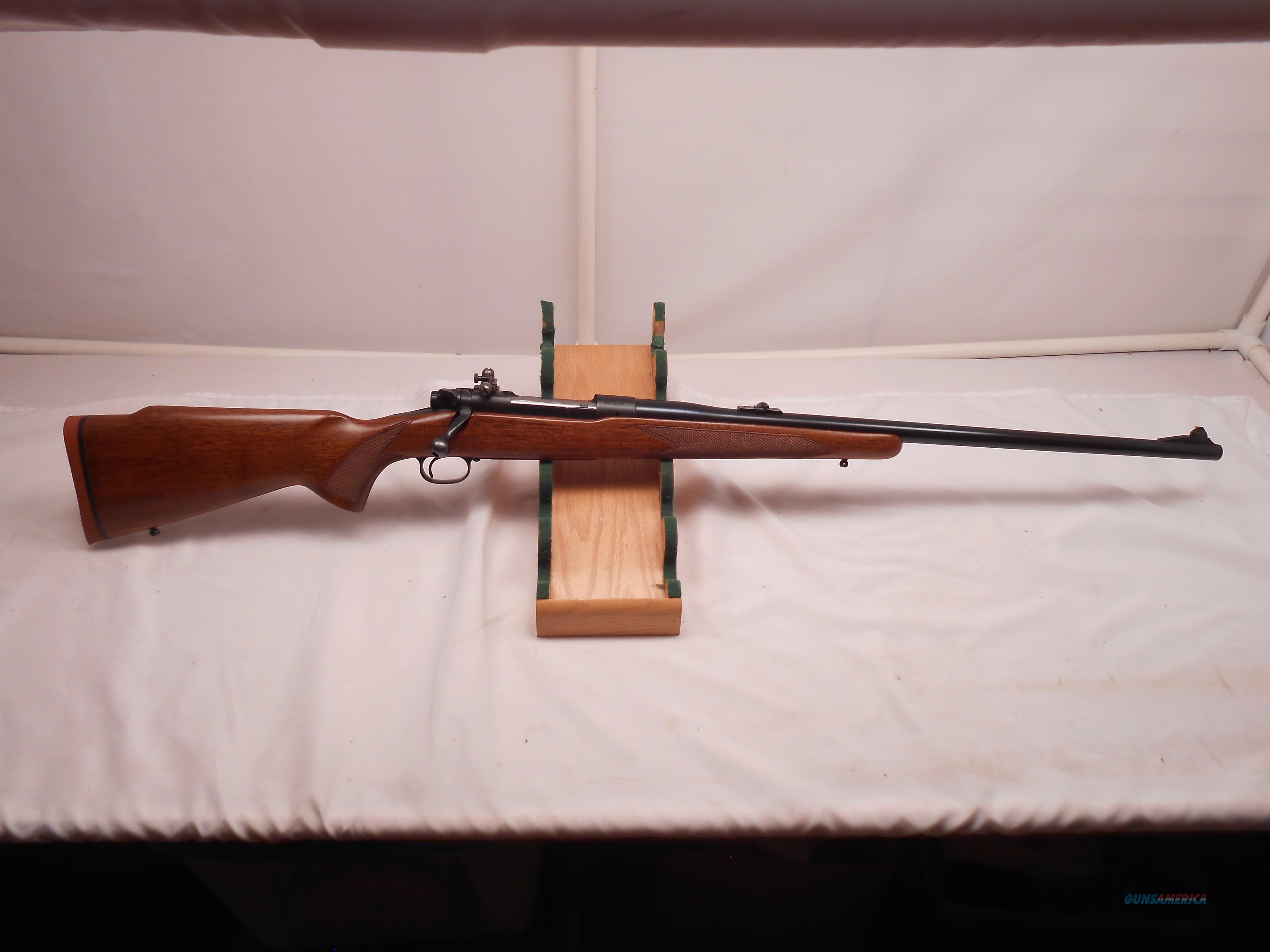 Winchester Model 70 Chambered in 375 H&H Magnum Pre 64  Guns > Rifles > Winchester Rifles - Modern Bolt/Auto/Single > Model 70 > Pre-64