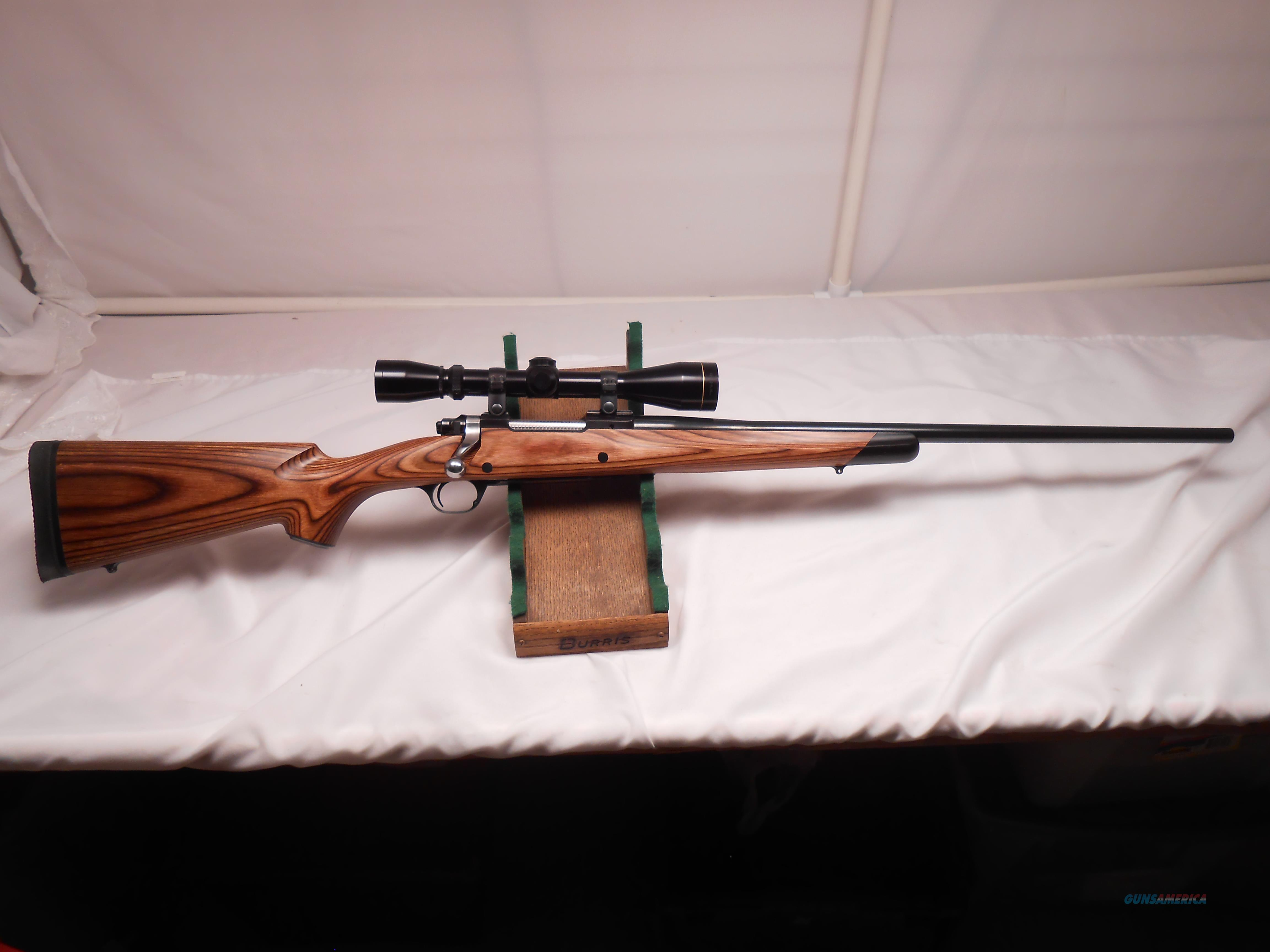 Custom Ruger M-77 Rifle in 243 Win  Guns > Rifles > Ruger Rifles > Model 77