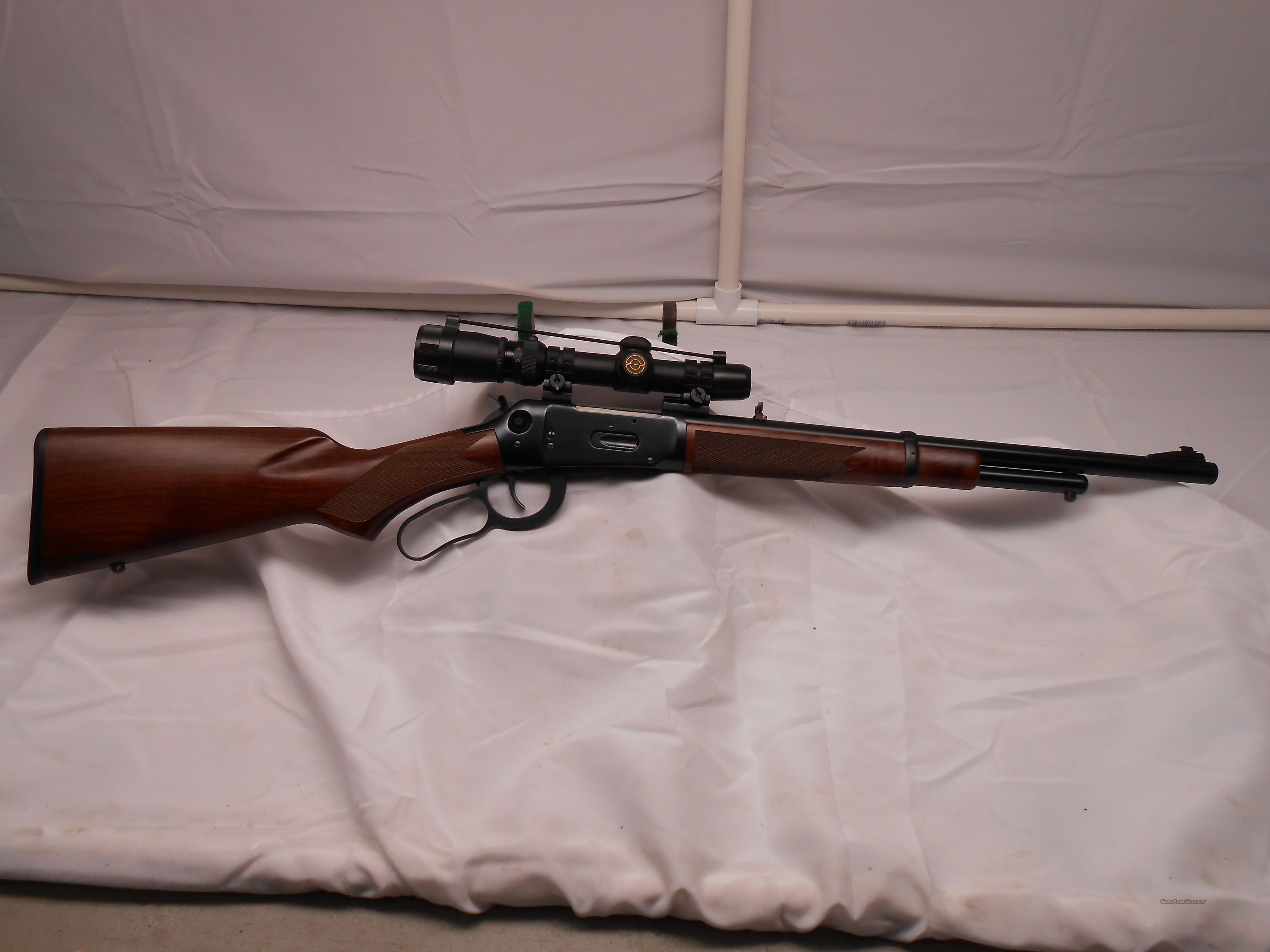 Winchester 94AE Carbine in 444 Marlin   Guns > Rifles > Winchester Rifles - Modern Lever > Model 94 > Post-64