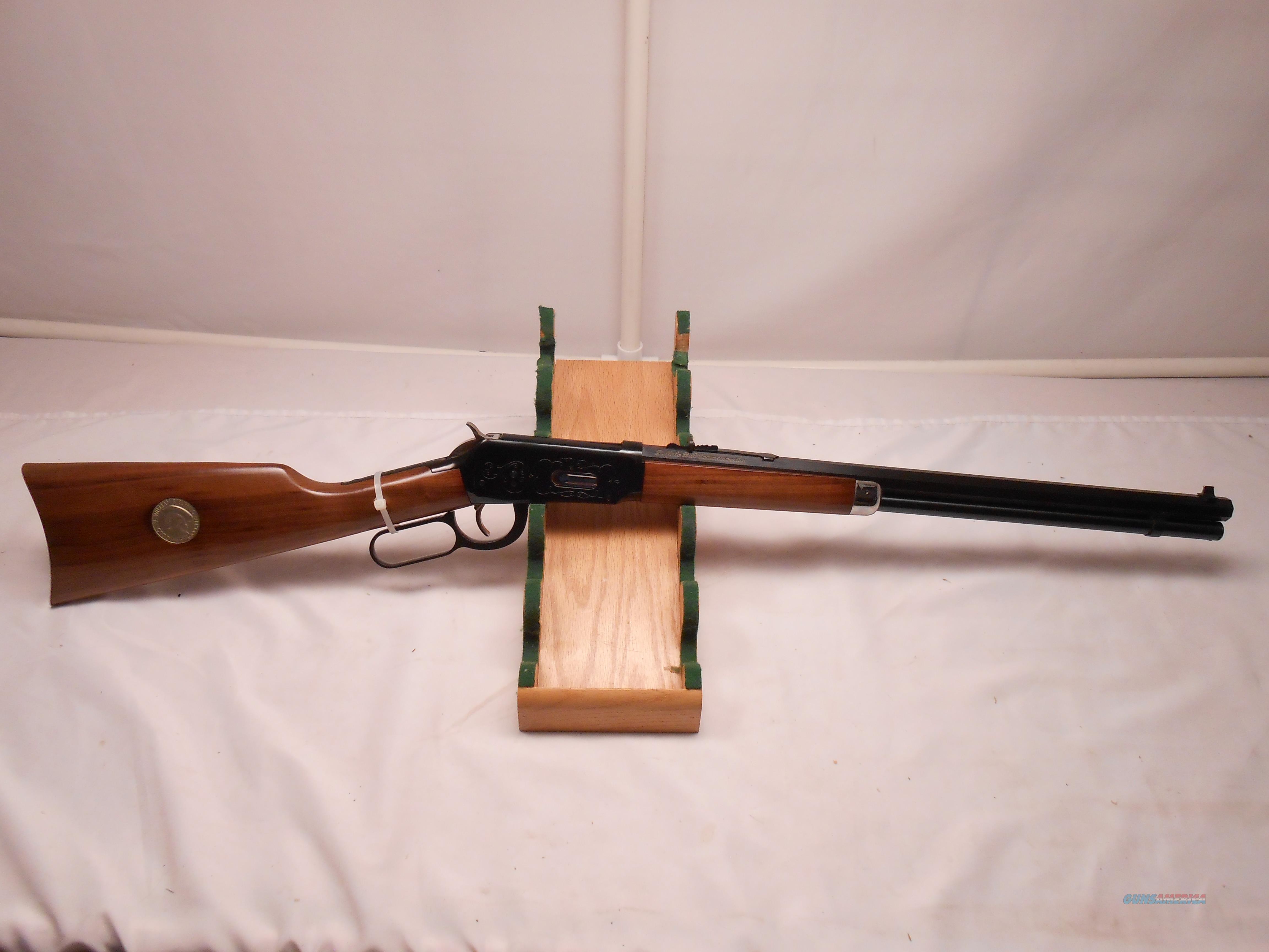 Winchester model 94 Buffalo Bill commemorative  Guns > Rifles > Winchester Rifle Commemoratives