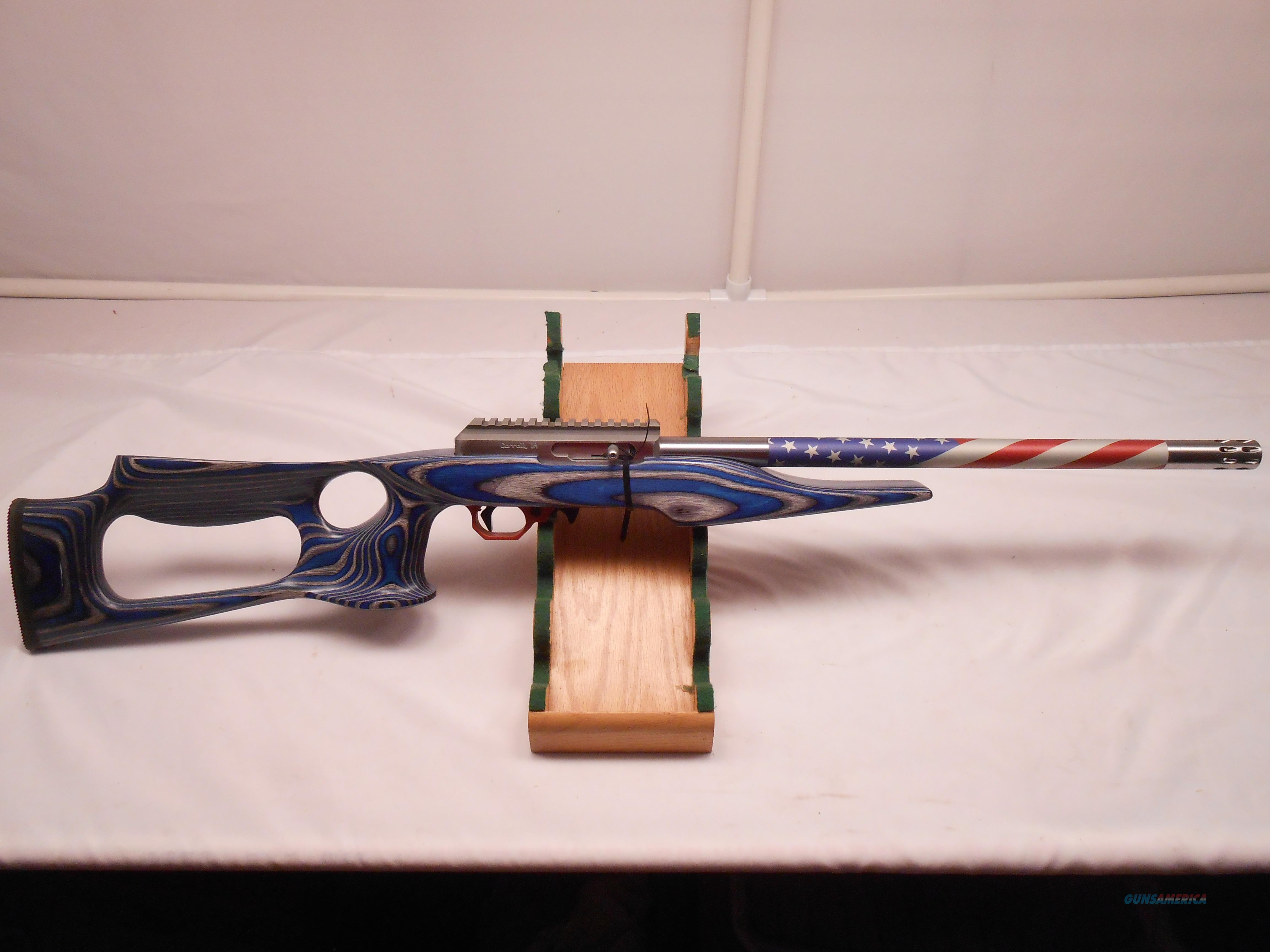 Patriotic Volquartsen Limided Red White and Blue Edition  Guns > Rifles > Volquartsen