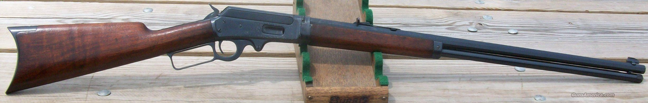 Marlin Model 1893  Guns > Rifles > Marlin Rifles > Modern > Lever Action