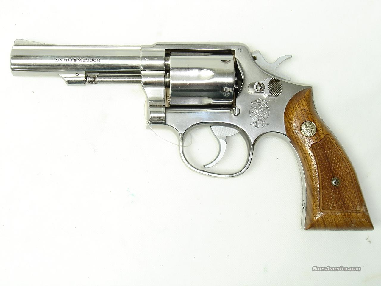 smith wesson model 65 3 4 stainless 357 mag for sale. Black Bedroom Furniture Sets. Home Design Ideas