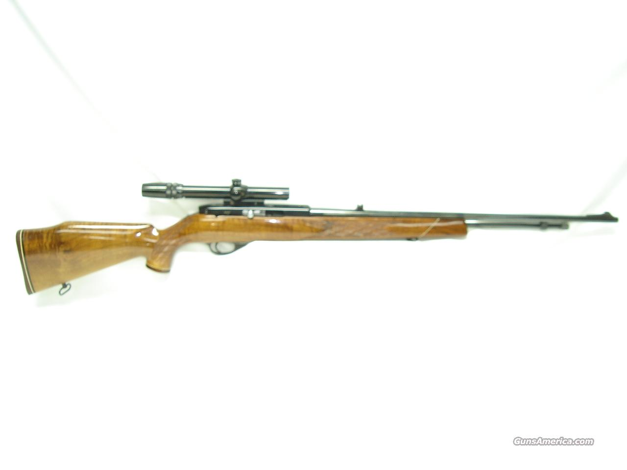 Weatherby Mark XXII Semi-auto Made in Japan Tube Feed  Guns > Rifles > Weatherby Rifles > Sporting