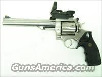 "Ruger Redhawk 44 Magnum 7 1/2"" Stainless  Guns > Pistols > Ruger Double Action Revolver > Redhawk Type"