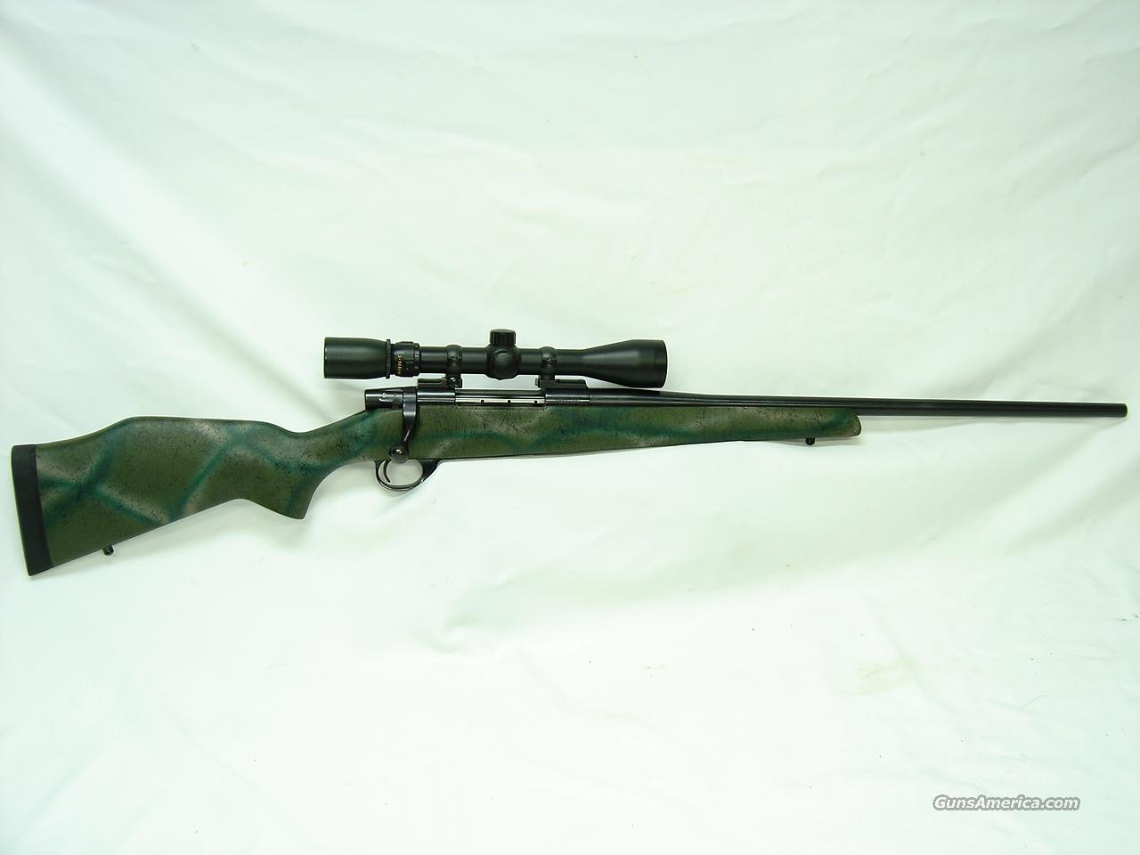 "WEATHERBY VANGUARD 30/06 24""BL. CAMO STOCK 3X9 SIGHTRON SCOPE  Guns > Rifles > Weatherby Rifles > Sporting"