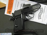 NEW IN BOX! WALTHER PPK cal .380 PRICE REDUCED!!  Guns > Pistols > Walther Pistols > Post WWII > PPK Series