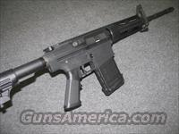 *AWESOME*! COMPACT POWERHOUSE! CUSTOM DPMS .308  FLATTOP CARBINE! w/ Quad rail!  DPMS - Panther Arms > Complete Rifle