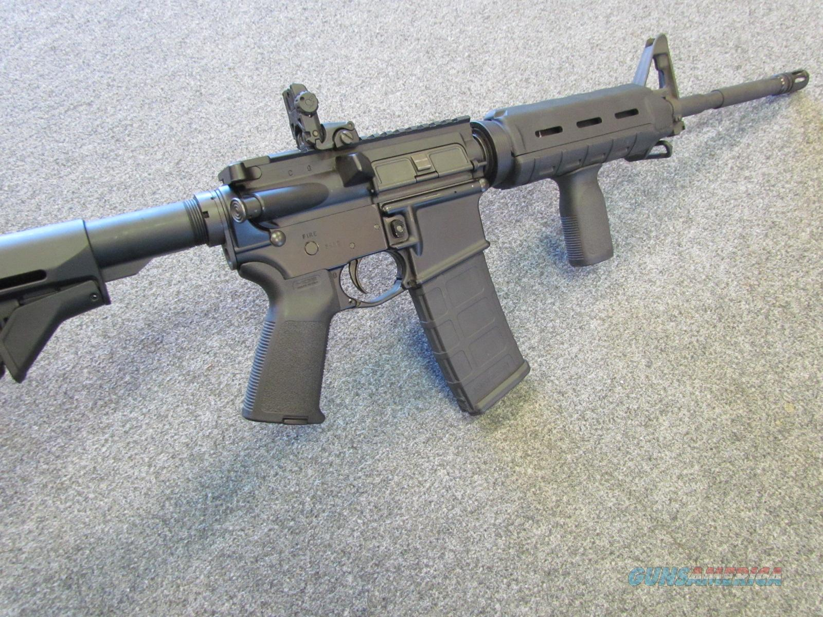 Awesome Colt Ar 15 M4 Marked Magpul E For Sale