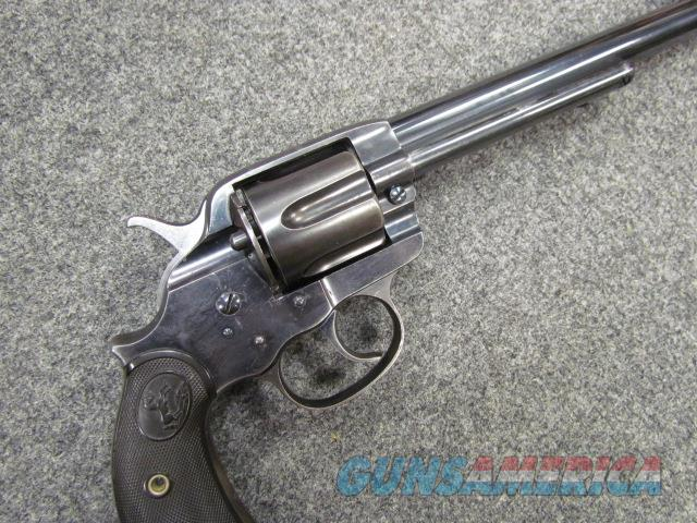 ~*! GORGEOUS !*~ Original COLT 1878 Frontier DOUBLE ACTION ! in 45 COLT! Perfect GRIPS! EXCELLENT BLUE! REDUCED! & O.B.O.!  Guns > Pistols > Colt Double Action Revolvers- Pre-1945