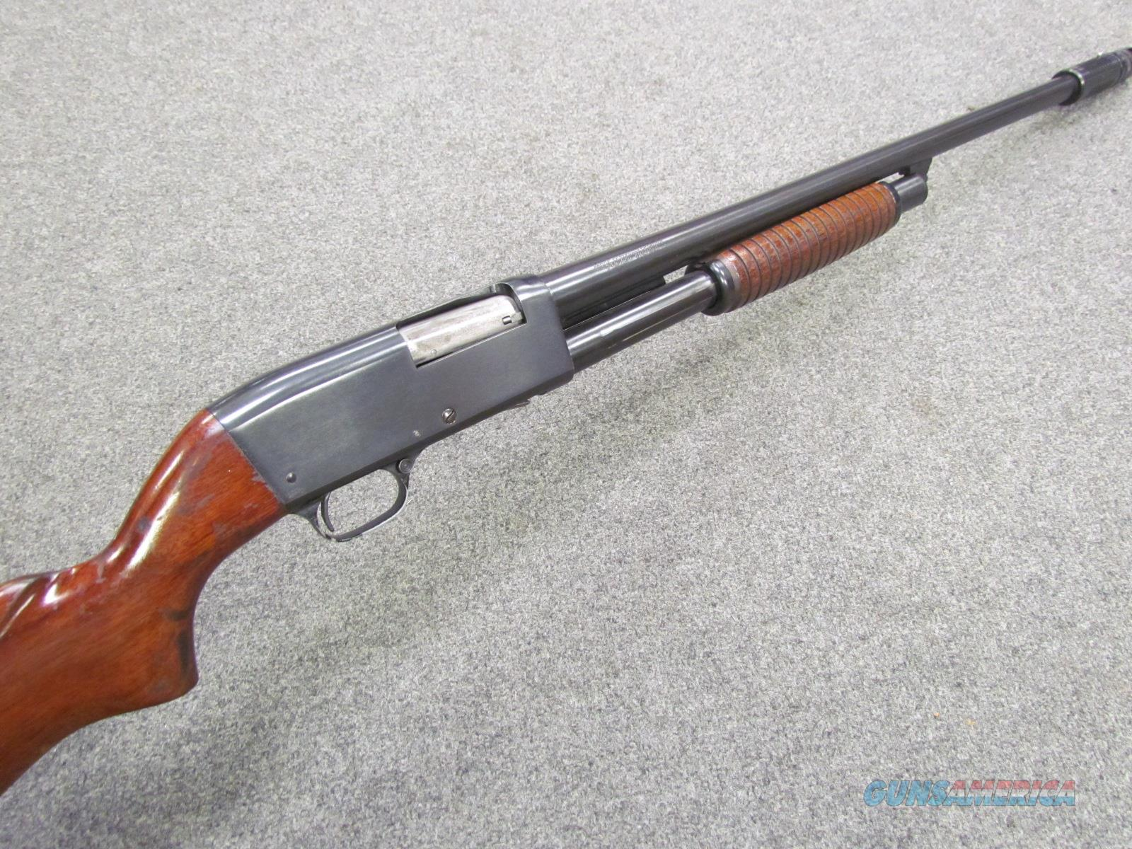 Awesome Savage Stevens Model 820 B 12 For Sale