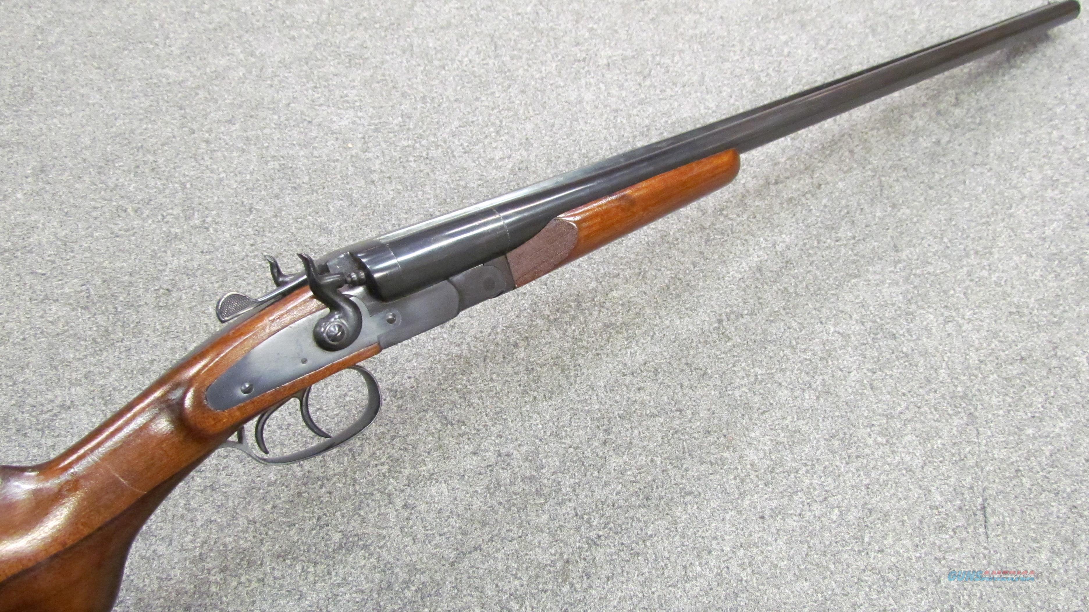 how to cut a 12 gauge shotgun barrel