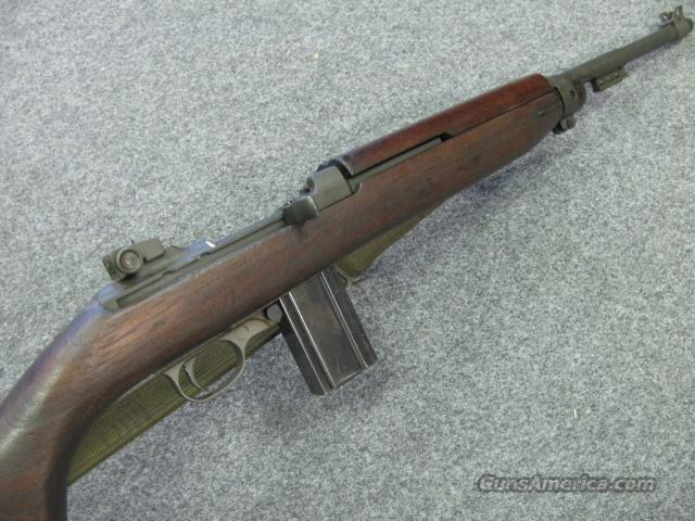 Winchester M-1 CARBINE cal. 30, VERY CLEAN  Guns > Rifles > Military Misc. Rifles US > M1 Carbine