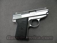 BRYCO 38 cal .380 pistol EXCELLENT CONDITION! BRUSHED CHROME!  Guns > Pistols > Bersa Pistols