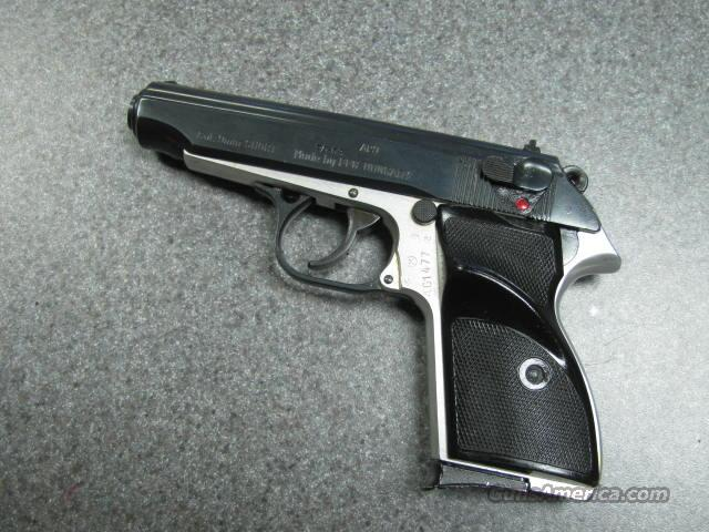 FEG WALTHER PP Clone 380 acp Handsome 2 Tone PRICE REDUCED!!  Guns > Pistols > Walther Pistols > Post WWII > PP Series