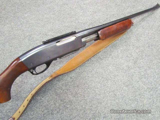!*  CLASSIC  *! REMINGTON MODEL 760 GAMEMASTER! Early Aluminum Buttplate.!  Guns > Rifles > Remington Rifles - Modern > Other