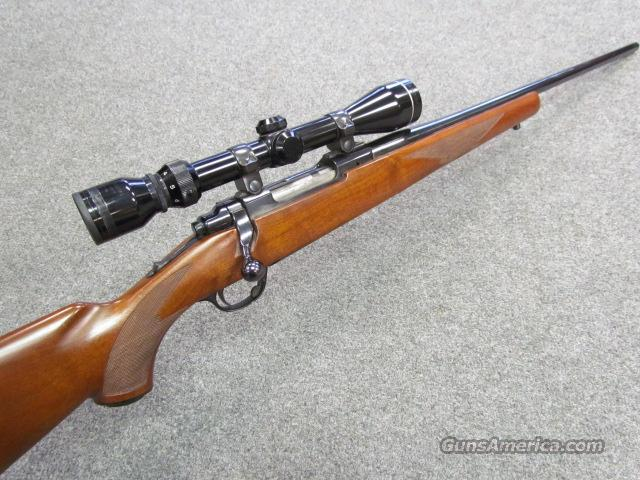 !*CLASSIC*! RUGER M-77! 243 WINCHESTER! 3-9x SCOPE! EXC! Ready to go hunting! O.B.O.!!  Guns > Rifles > Ruger Rifles > Model 77
