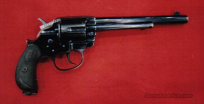 Colt 1878 Double Action 38WCF 7-1/2 Mfg. 1892-Near Mint PRICE REDUCED!!  Guns > Pistols > Colt Double Action Revolvers- Pre-1945