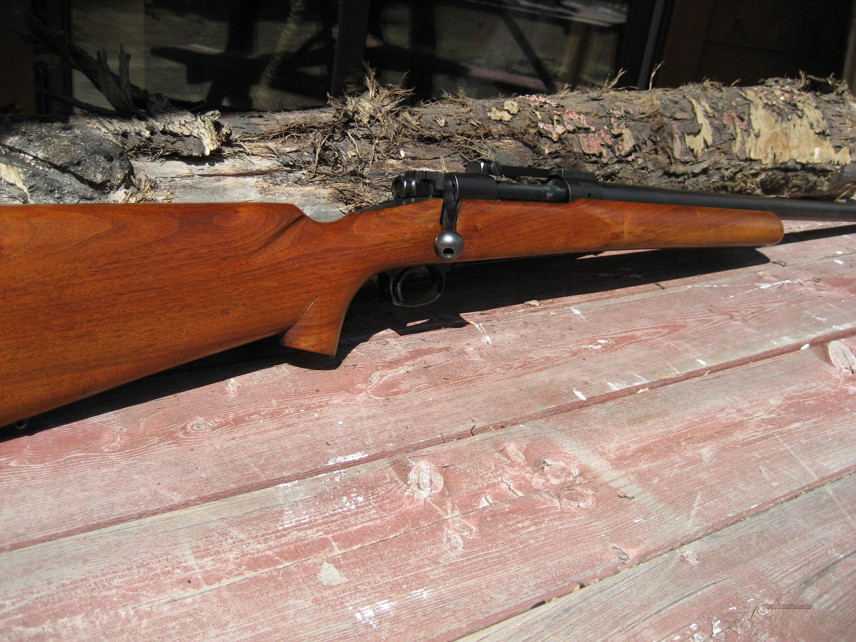 Pre 64 Target Model  Guns > Rifles > Winchester Rifles - Modern Bolt/Auto/Single > Model 70 > Pre-64