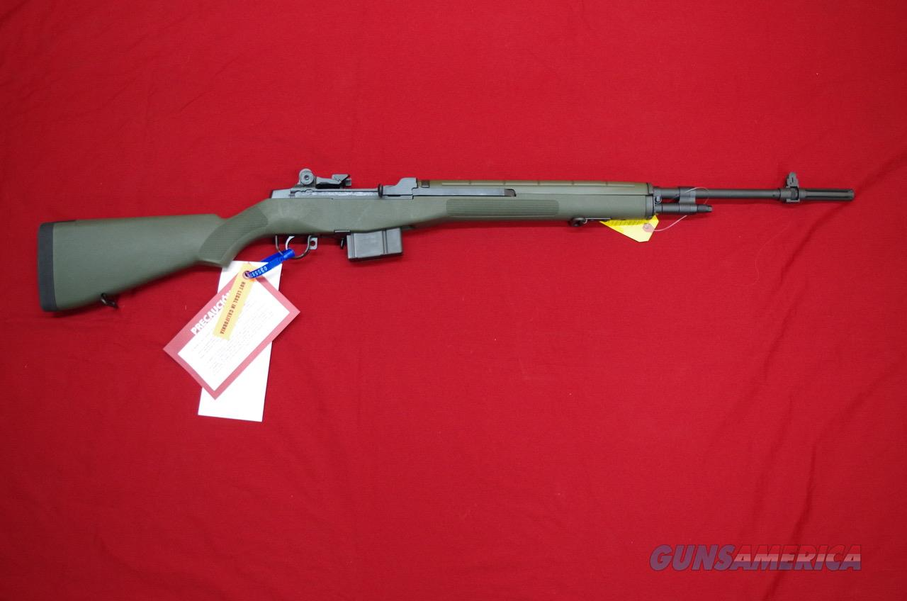 CLEARANCE!!! SPRINGFIELD ARMORY M1A LOADED OD GREEN SYNTHETIC!!!  Guns > Rifles > Springfield Armory Rifles > M1A/M14