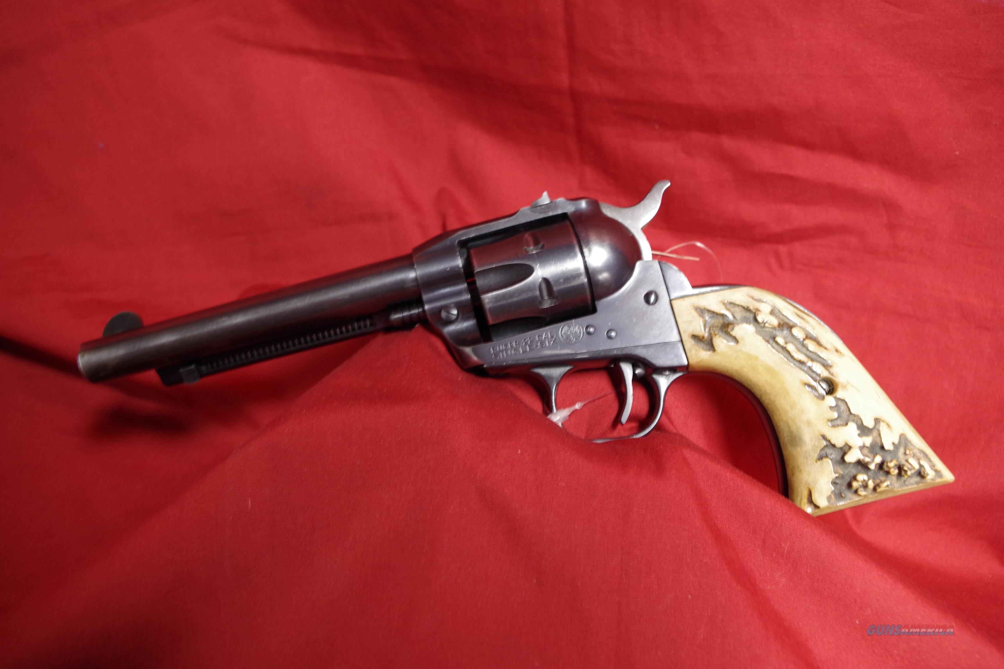 Ruger Single Six .22 cal   Guns > Pistols > Ruger Single Action Revolvers > Single Six Type