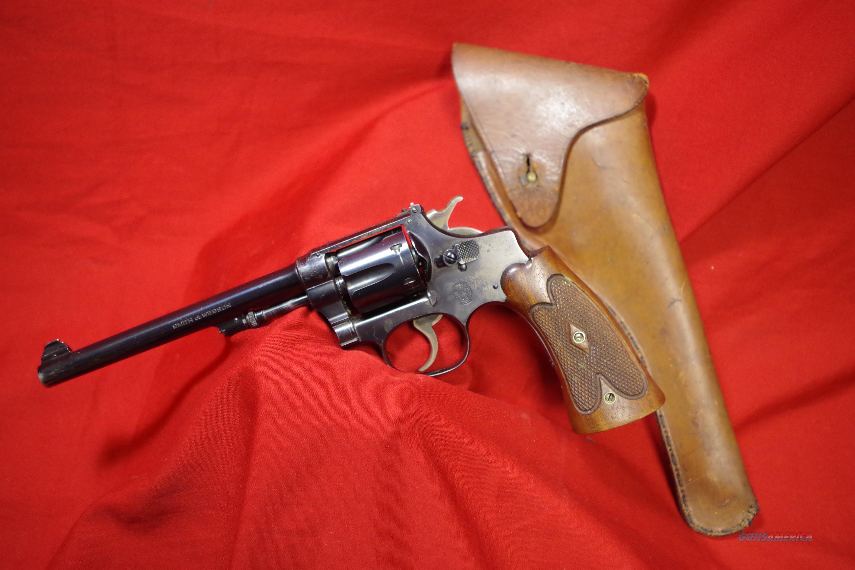 """Smith & Wesson NMN """"Breakheart 22/32""""  Guns > Pistols > Smith & Wesson Revolvers > Pre-1945"""