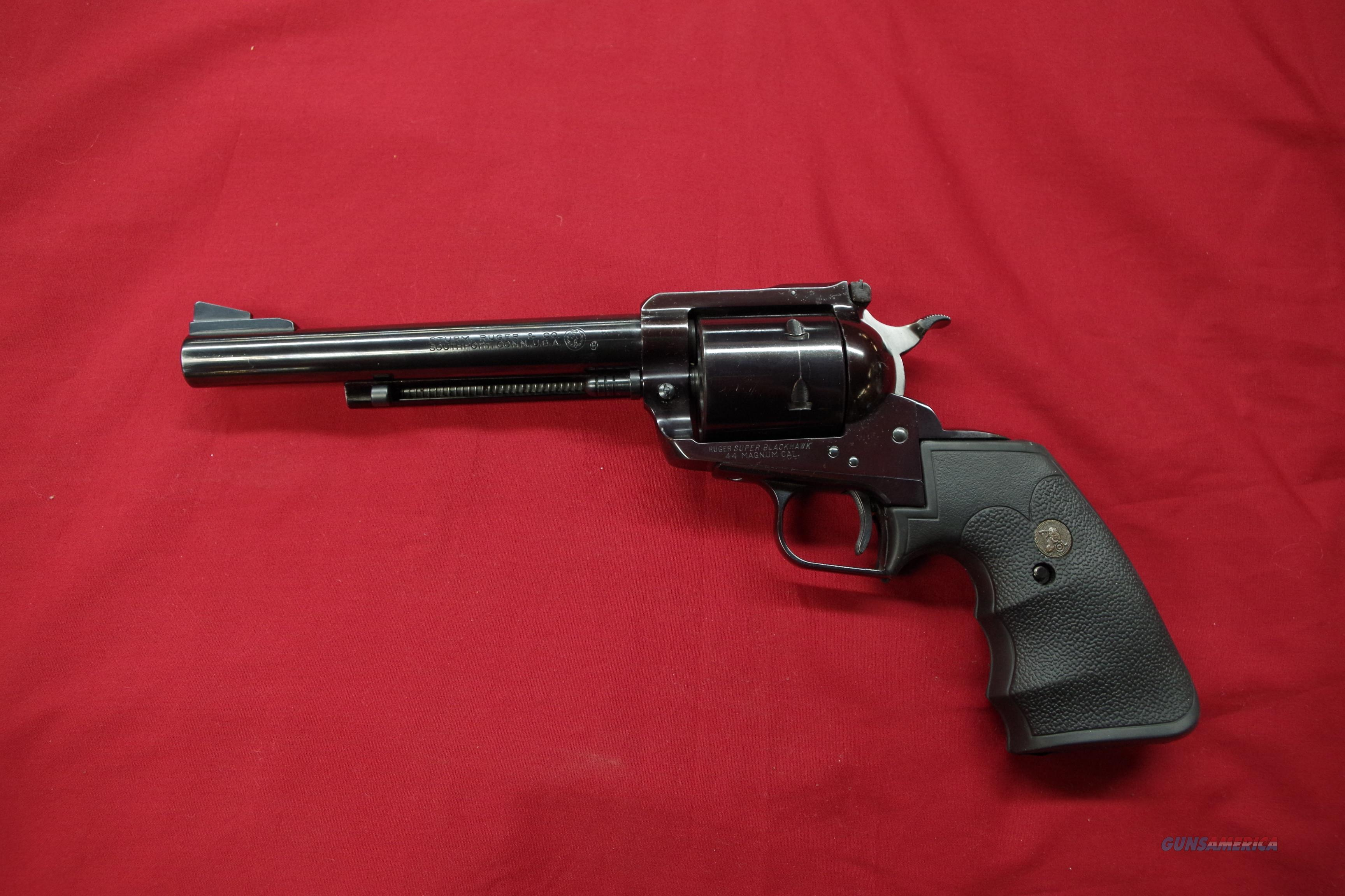 "Early Ruger Super Blackhawk 6.5"" barrel!!!  Guns > Pistols > Ruger Single Action Revolvers > Blackhawk Type"