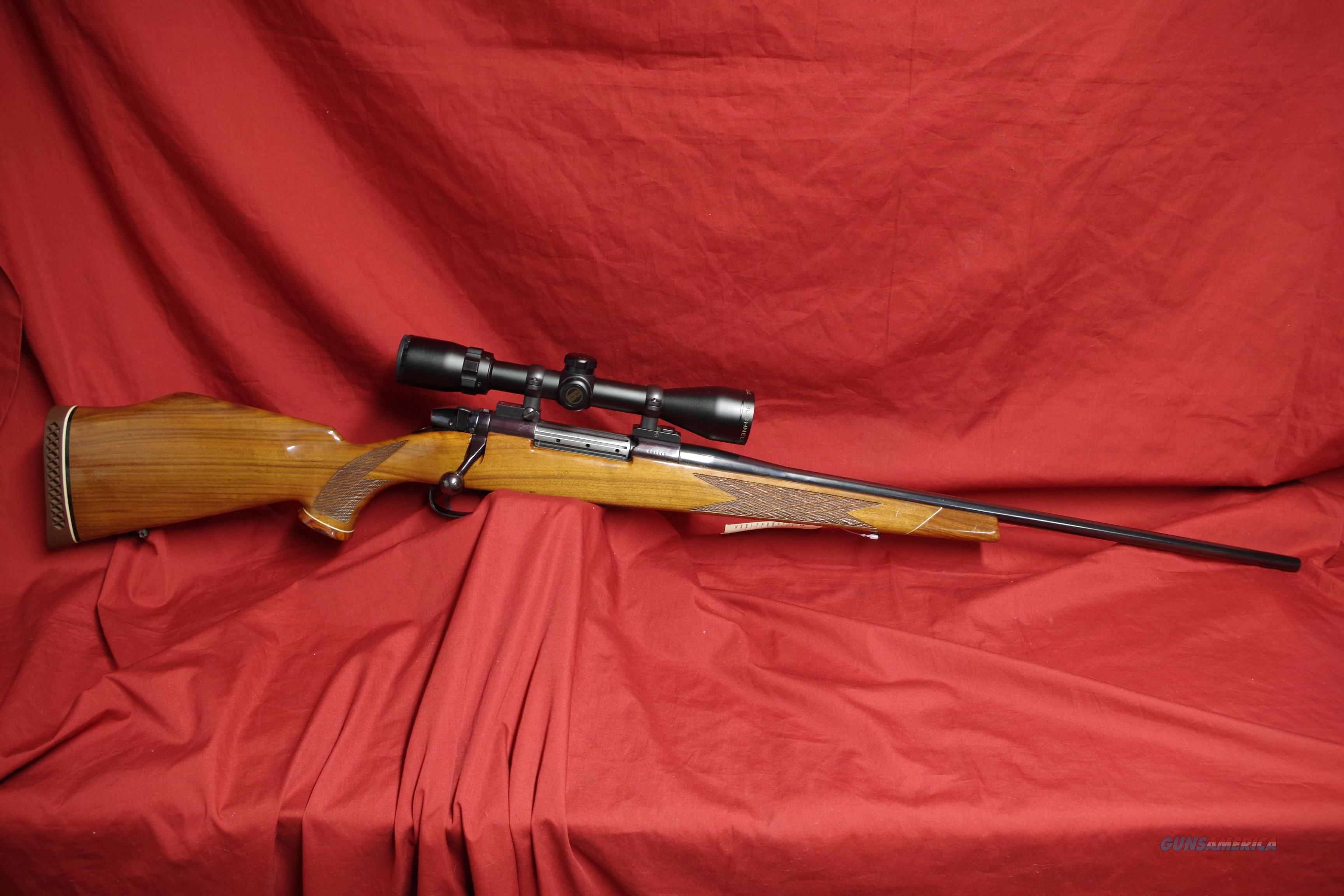 Weatherby Mark V 300 WBY MAG W/Bushnell Scope  Guns > Rifles > Weatherby Rifles > Sporting