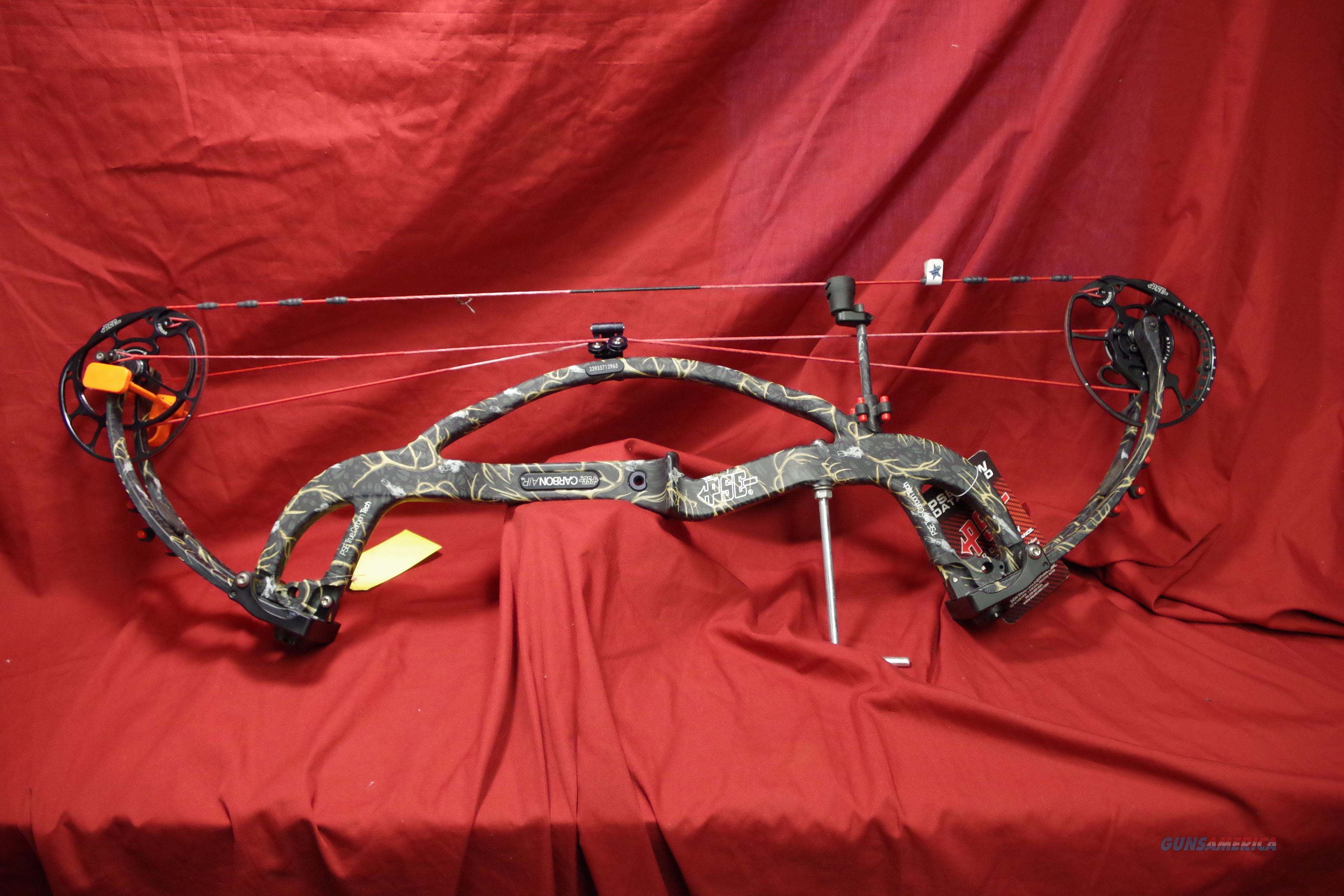 "PSE Carbon Air 65# 24.5 - 30.5 "" Draw  Non-Guns > Archery > Bows > Compound"
