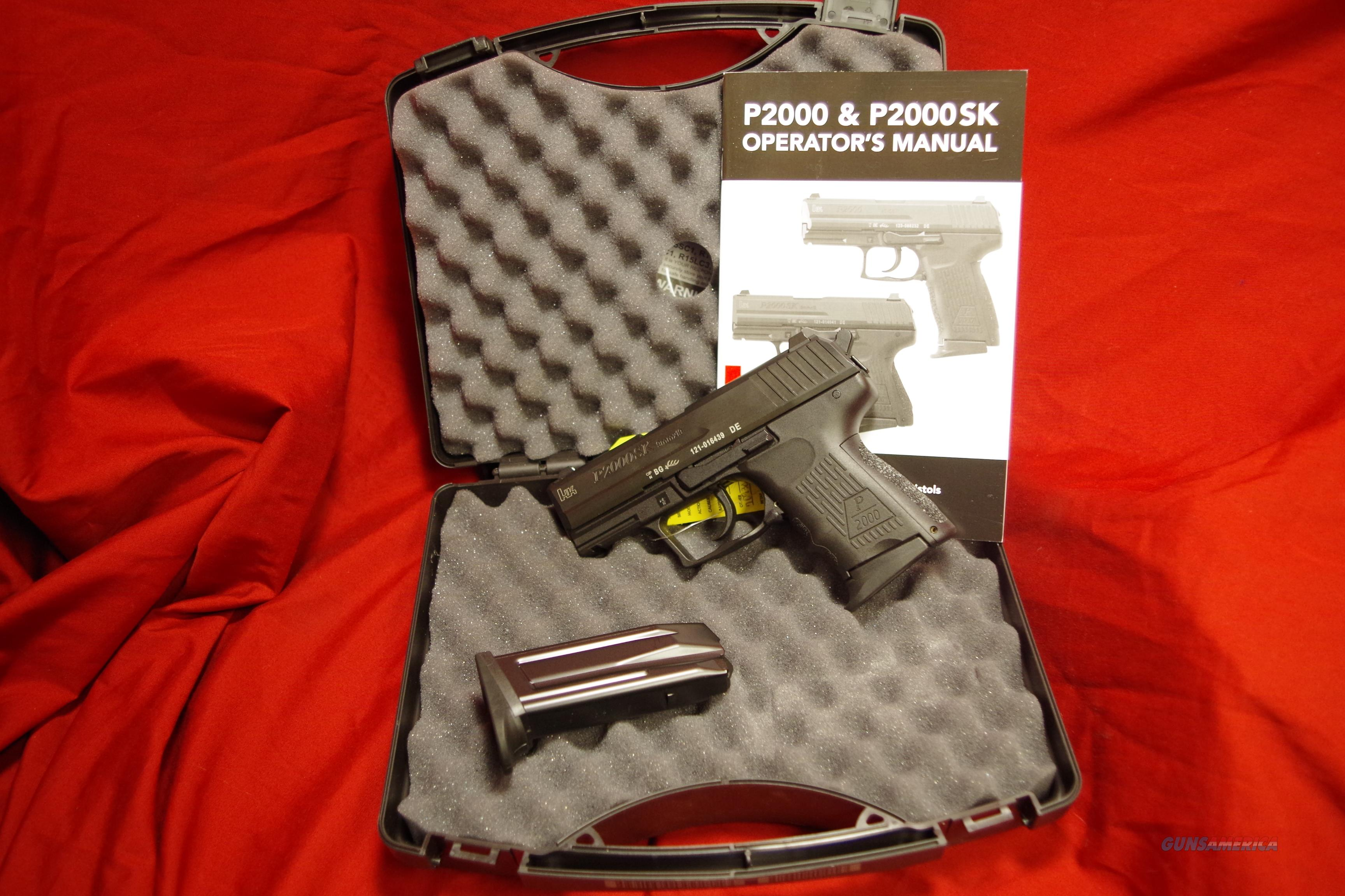 H&K P2000K  Guns > Pistols > Heckler & Koch Pistols > Polymer Frame