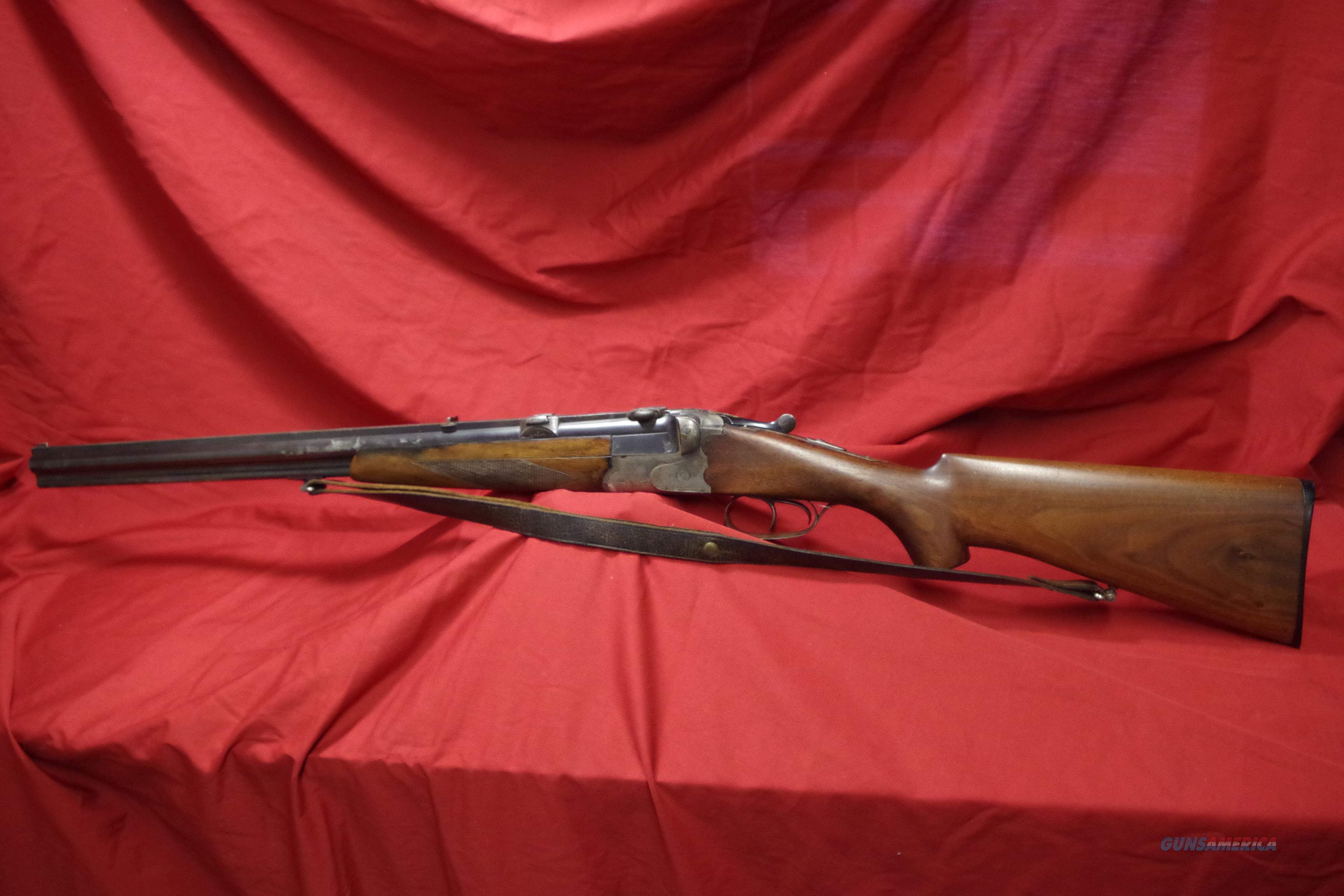 J.P.Sauer & Suhn Krupp 16 ga over 6.5 x 57R   Guns > Rifles > J.P. Sauer Rifles