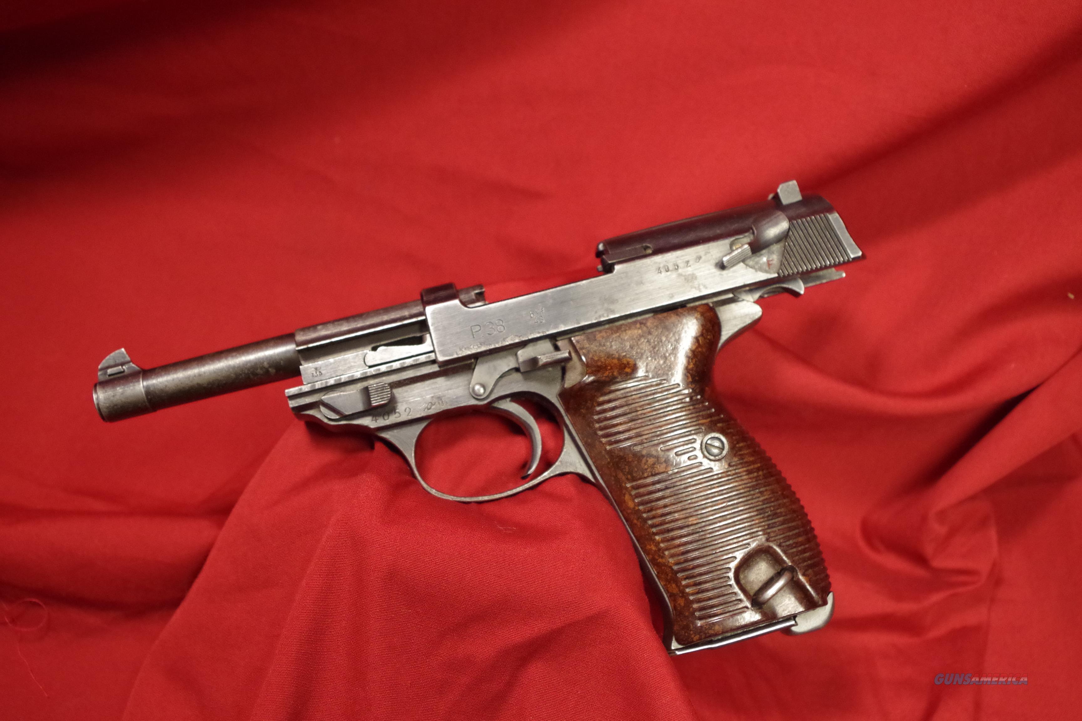 Mauser P38 byf 43  Guns > Pistols > Mauser Pistols